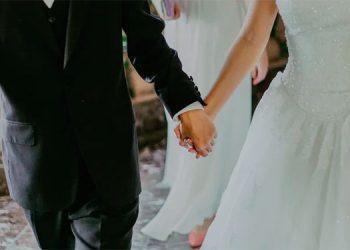 Celebran boda durante la pandemia y novio muere de coronavirus