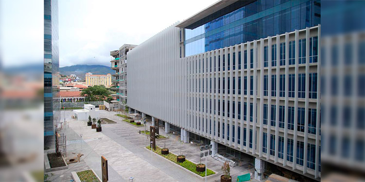 Canciller Rosales anuncia apertura de Centro Cívico Gubernamental como triaje