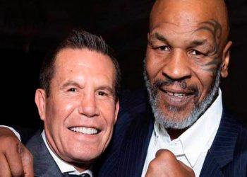 Tyson invitó a Julio César Chávez a participar en una pelea de exhibición
