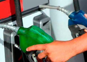 Vigente la décima alza consecutiva a combustibles