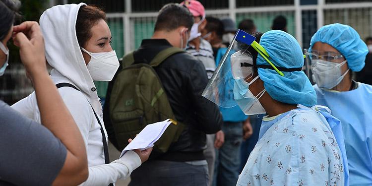 Sinager: Pandemia suma 639 decesos confirmados