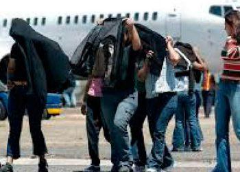 Suman 25 mil deportados durante la pandemia