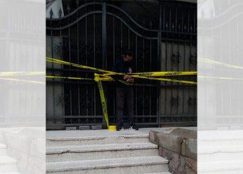 Encadenado y en huelga de hambre protesta presidente de pacientes renales