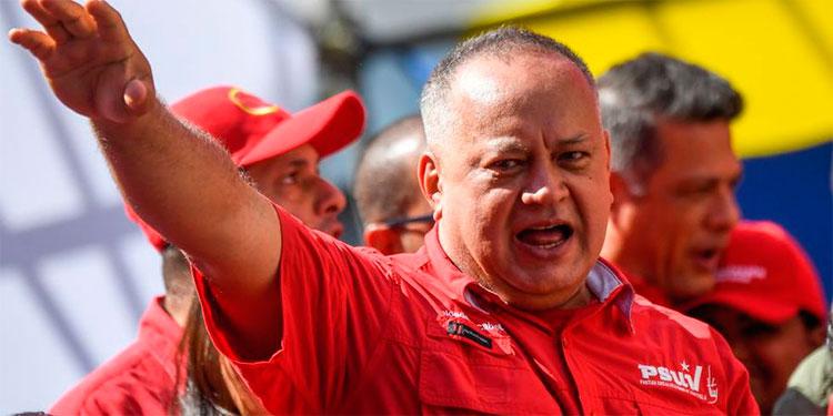 Cabello dice que la ANC cumplió con su tarea de dejar paz en Venezuela