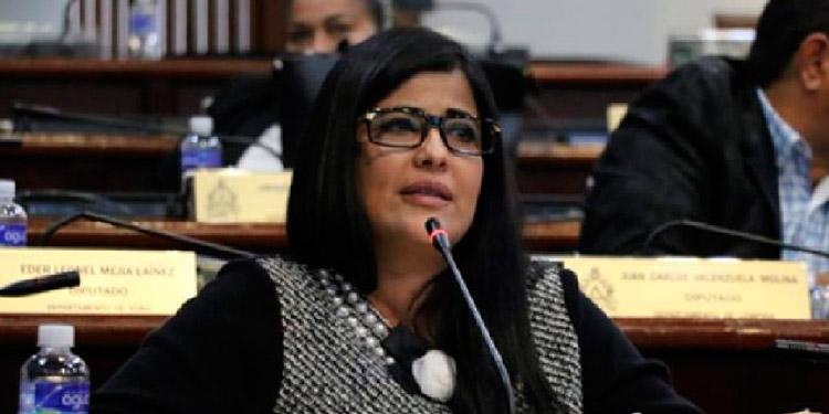 Comunicado del MP: ATIC cita a diputada Waleska Zelaya y su esposo