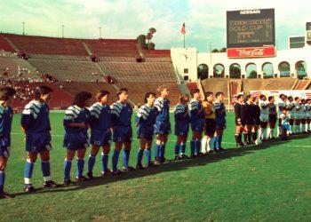 Un día como hoy... Honduras perdía la final de la Copa Oro