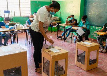 Honduras felicita a República Dominicana por 'exitosa y pacífica' jornada electoral