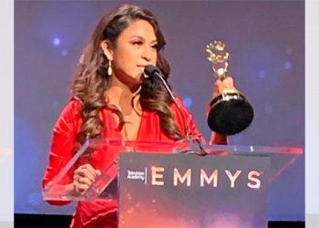 Periodista hondureña Dunia Elvir gana por sexta ocasión un premio Emmy
