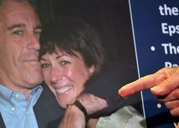 Tribunal de EEUU revela correos electrónicos entre Maxwell y Epstein