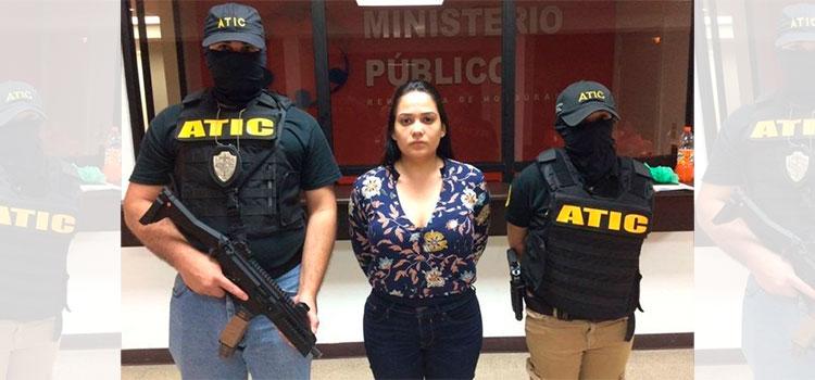 Rechazan petición de excarcelar a la esposa del narcotraficante Wilter Blanco