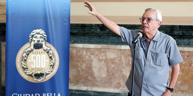 Fallece en Cuba Eusebio Leal artífice de la restauración de La Habana
