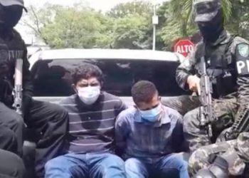 "Mandan a La Tolva a ""El Chespi""y a ""El Colocho"""