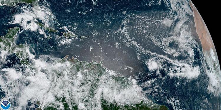 Gonzalo puede ser el primer huracán de la temporada en la cuenca atlántica