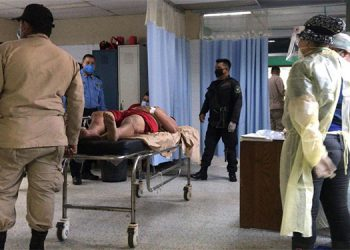 Dos muertos deja balacera en el interior del centro penal de Puerto Cortés
