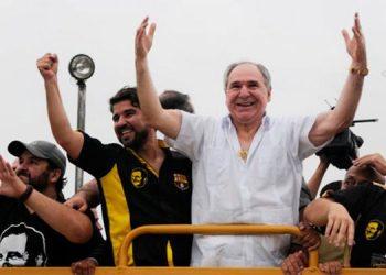 Justicia de Ecuador ordena prisión para tres hijos del expresidente Bucaram