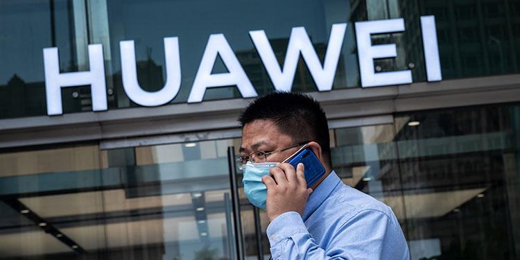 Estados Unidos anuncia restricciones de visados para empleados de Huawei
