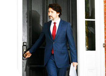 Trudeau rechaza invitación de Casa Blanca en plena pandemia