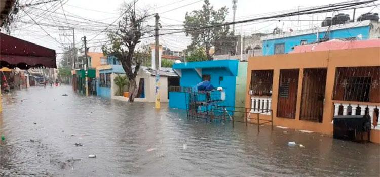 La tormenta Isaías causa fuertes lluvias y viento en la República ...