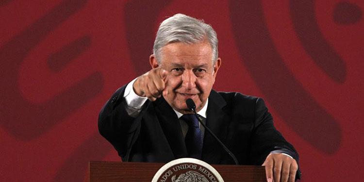 López Obrador desconoce si Peña Nieto está bajo custodia policial en España