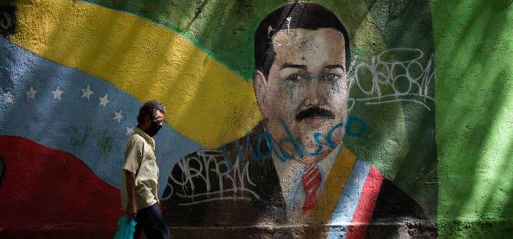 Pandemia ayuda a Maduro a afianzarse en el poder