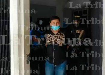 Capturan a supuesto pandillero en San Pedro Sula