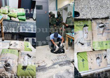 Introducen marihuana en bolsas de cemento a Penitenciaría de Támara