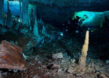 Hallan minas submarinas en México