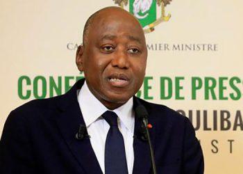 Muere el primer ministro de Costa de Marfil a los 61 años