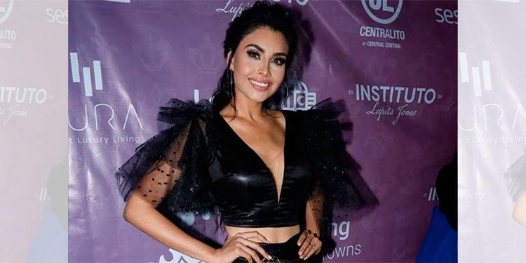 Ex Miss México Kristal Silva da positivo a COVID-19