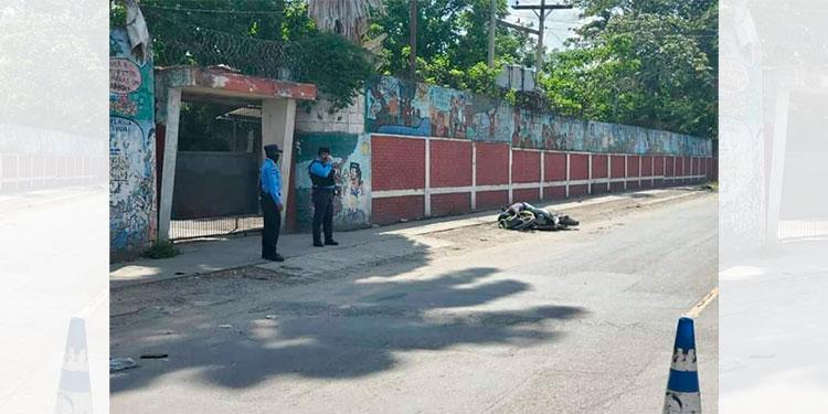 Motociclistas matan a joven en San Pedro Sula