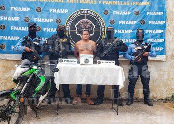 Detienen a distribuidor de droga de la MS-13 en Comayagua