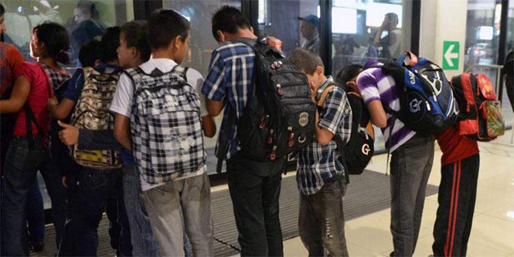 La CIDH expresa preocupación por detención en hoteles de niños migrantes en EEUU