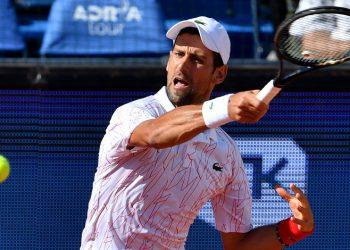 """Djokovic denuncia una """"caza de brujas"""" y no sabe si jugará el Abierto de EEUU"""