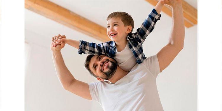¿Cómo saber si su novio sería un buen padre?