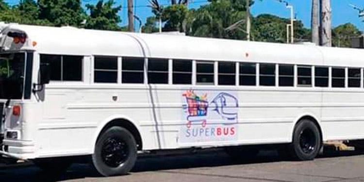 """""""Las Chicas Roland"""" ahora surten hogares con """"Súper Bus"""""""