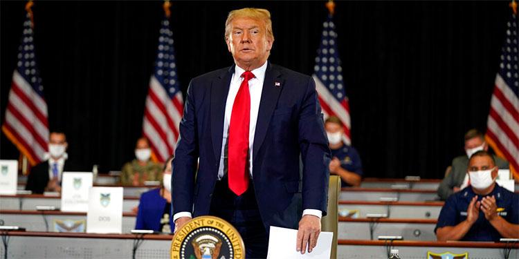 Republicanos rechazan insinuación de Trump sobre elecciones