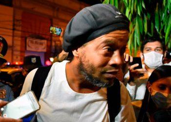 Ronaldinho cumplió cuatro meses preso en un hotel de Paraguay