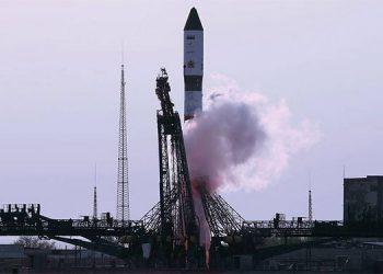 El carguero ruso Progress MS-15 parte rumbo a la EEI