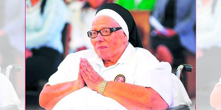 Sor María Rosa envía mensaje esperanzador para Honduras