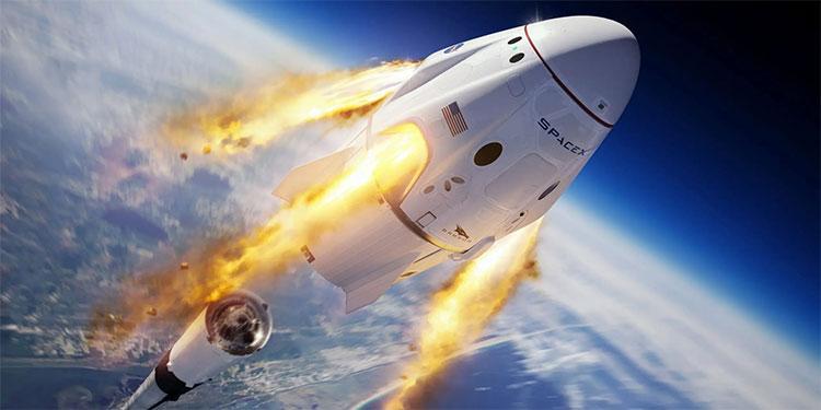 La cápsula tripulada de SpaceX retornará a la Tierra el 2 de agosto