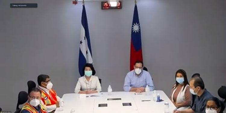 Taiwán se vuelve a solidarizar con insumos a red hospitalaria