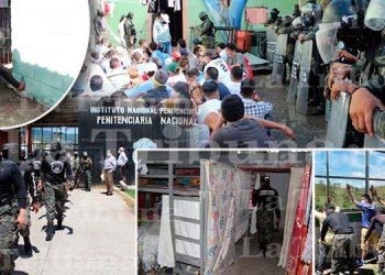 Armas de fuego routers celulares y cuchillos decomisan en Penitenciaría de Támara