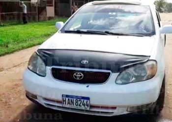 Ama de casa es ultimada a balazos dentro de taxi en Olancho
