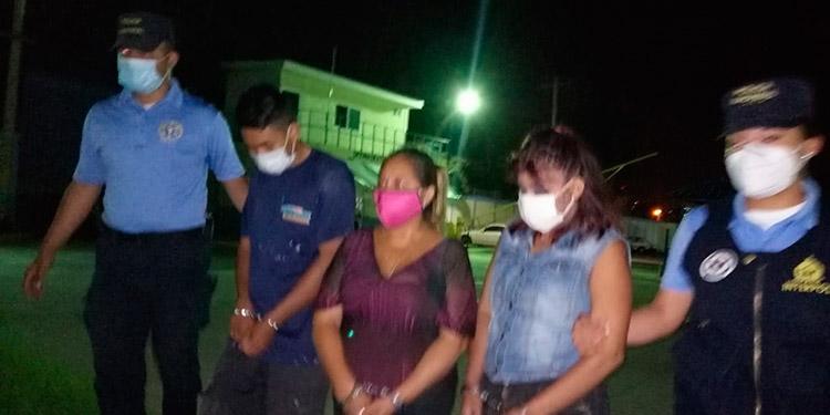Prisión preventiva para tres de la MS-13 por tráfico de drogas