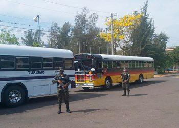 Facilitan traslado de 170 misquitos a La Ceiba