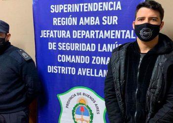 Arrestan al exfutbolista argentino Zárate condenado por violación