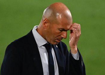"""Zidane: """"Parece que ganamos por los árbitros pero no es así"""""""