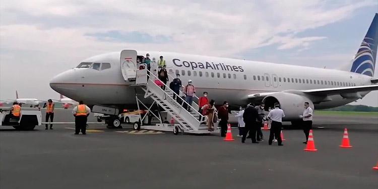 Alistan vuelo aerolíneas nacionales y extranjeras