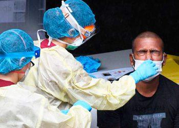 ONG: Migrantes detenidos en EEUU son rociados con potente químico