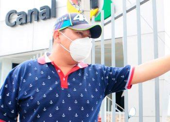 """Desde el lunes pasado Elvin Alberto Ramírez Ramírez se convirtió en un """"ángel de carne y hueso"""" por haber salvado la vida de una jovencita."""